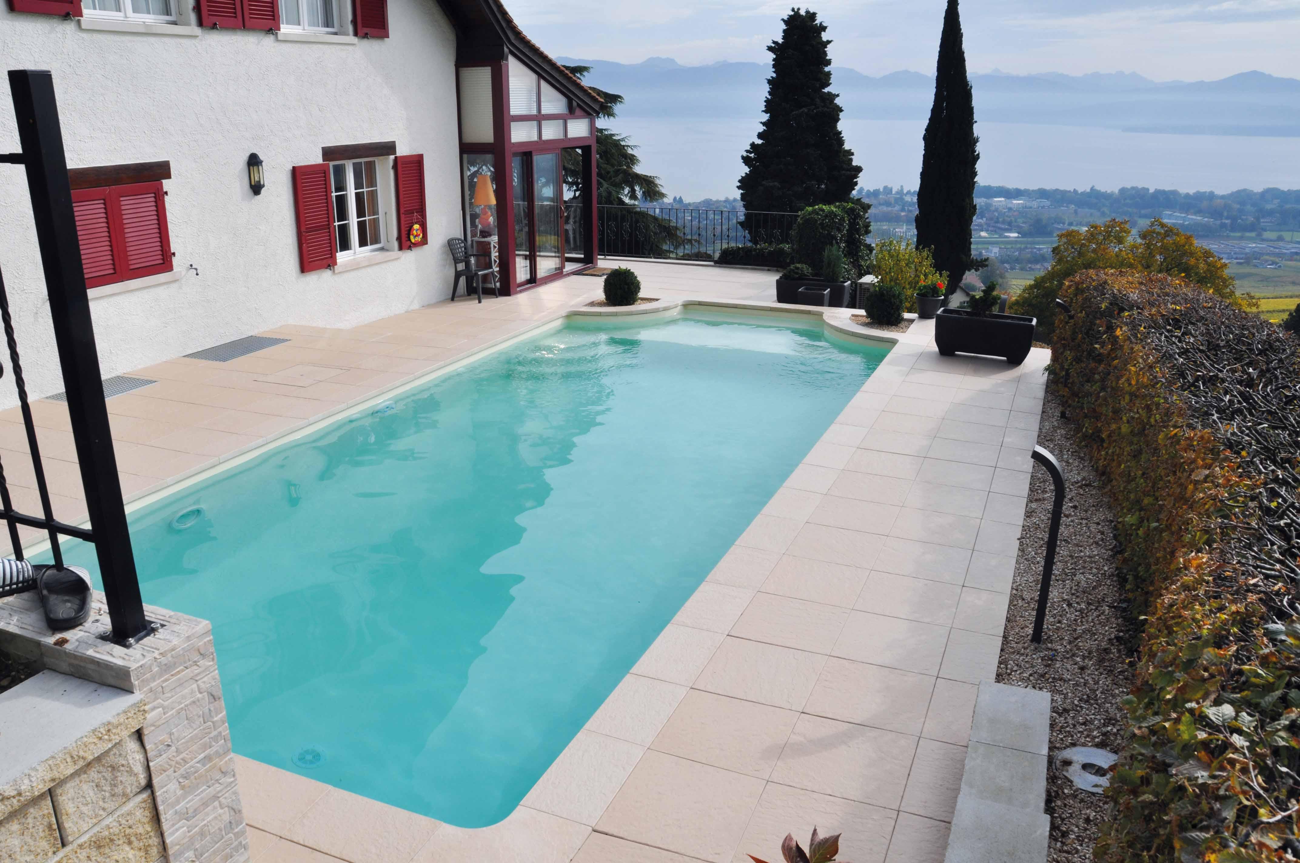 piscine traditionnelle piscines bertrand